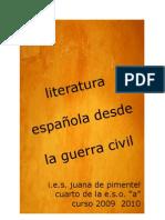 Literatura Desde La Gc