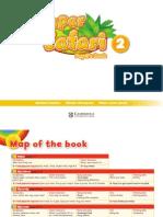 Super Safari Pupils Book Level 2 Table of Contents