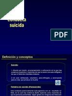 4.- La Conducta Suicida