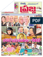 Pragna Surya Telugu Daily Wednesday Oct 14 2015