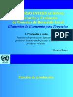 Eco - 3 Produccion y Costos