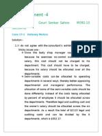 Delaney Motors Case