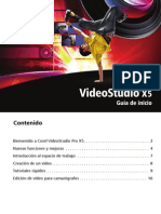 Corel Videostudio Pro x5 Introduccion
