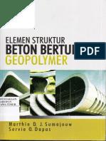 2006_Elemen Struktur Beton Bertulang Geopolymer
