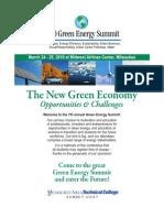 2010 Green Energy Summit