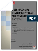 FM - Financial Development and Economic Growth 25042015