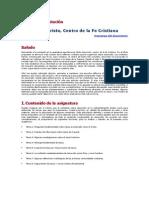 Cristología 00 Presentación