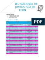 Orden Torneo San Fernando