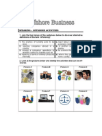 1.Offshore Business