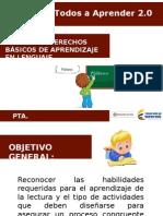 Sts DBA en Lenguaje