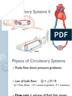 12 Circulatory Systems II PPT