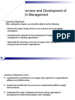 Chapter 1 Overview and Development of Supply Chain Management