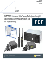 Introduction MOTOTRBO System