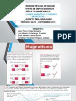 Campo Magnético y Fuerzas Magneticas