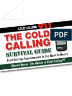 Cold Calling Survival Guide
