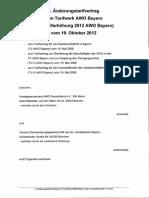 2012 6. Aenderungstarifvertrag Zum Tarifwerk AWO Bayern