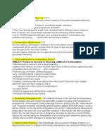 Exam 2 Study Guide OB