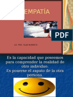 La Empatia Recordar
