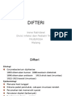 Diphteria, Pertusis, Tetanus