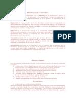 Métodos Para El Examen Físico