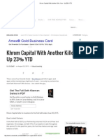 Khrom Capital With Another Killer Year - Up 23% YTD.pdf
