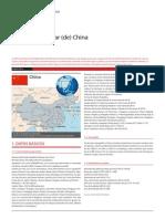 China Ficha Pais