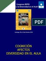Cognicion, Afectos y Diversidad en El Aula - Ps. Jaime Bermeosolo