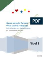 Quiero Aprender Rumano I 17