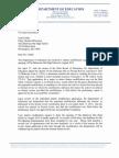 2014 De Met Modification Approval Letter Final
