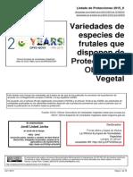 Listado Protecciones TOV_2015_6