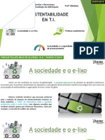 Sustentabilidade em TI