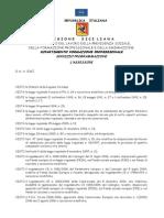 CORTE 2014  DEI CONTI SEZ GIURISDIZIONALE SENTENZA 401 14 MARZO D.A. n. 1062 7 APRILE 2009 € EURI 2.282.287,17 ENFAGA ARAM