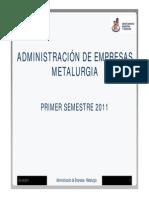 01 AE Metalurgia Unid 1,2,3