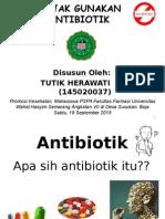 PPT ANTIBIOTIK