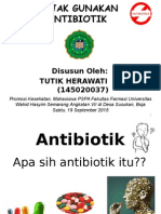 PPT ANTIBIOTIK