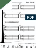 Harmonic Dictation Section I