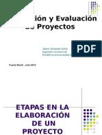 Preparacion Ny Evaluacion de Proyectos