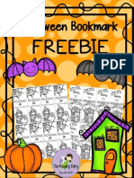 664543 SMYK23 Halloween Bookmarks2