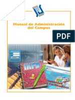 INFD Manual Administracion del campus Marzo2009