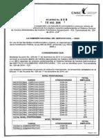 Acuerdo 535 de 2015