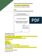 Criterii Redactare Licenta TIT GERMANA