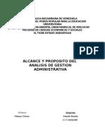 Ensayo sobre alcance y proposito de Agad.docx