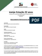 RPP 2a etapa - Estação