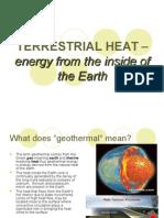 1 Geo thermal