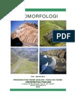 Geomorfologi (Djauhari Noor, 2010)