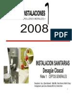 Desagüe Cloacal Ficha 1 Conceptos 2008