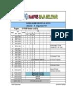 15062014 Kalendar Akademik Pelaksanaan Kurikulum Jun 2014 v2