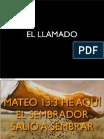 EL LLAMADO