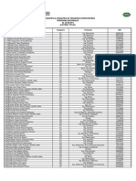 Personas Naturales Ingresantes Al Registro de Terceros Supervisores Listado Total 25-09-2011