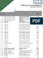 Catalogo_normas Inen Sep 2015 Actualizada